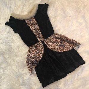 Other - Leopard dress costume